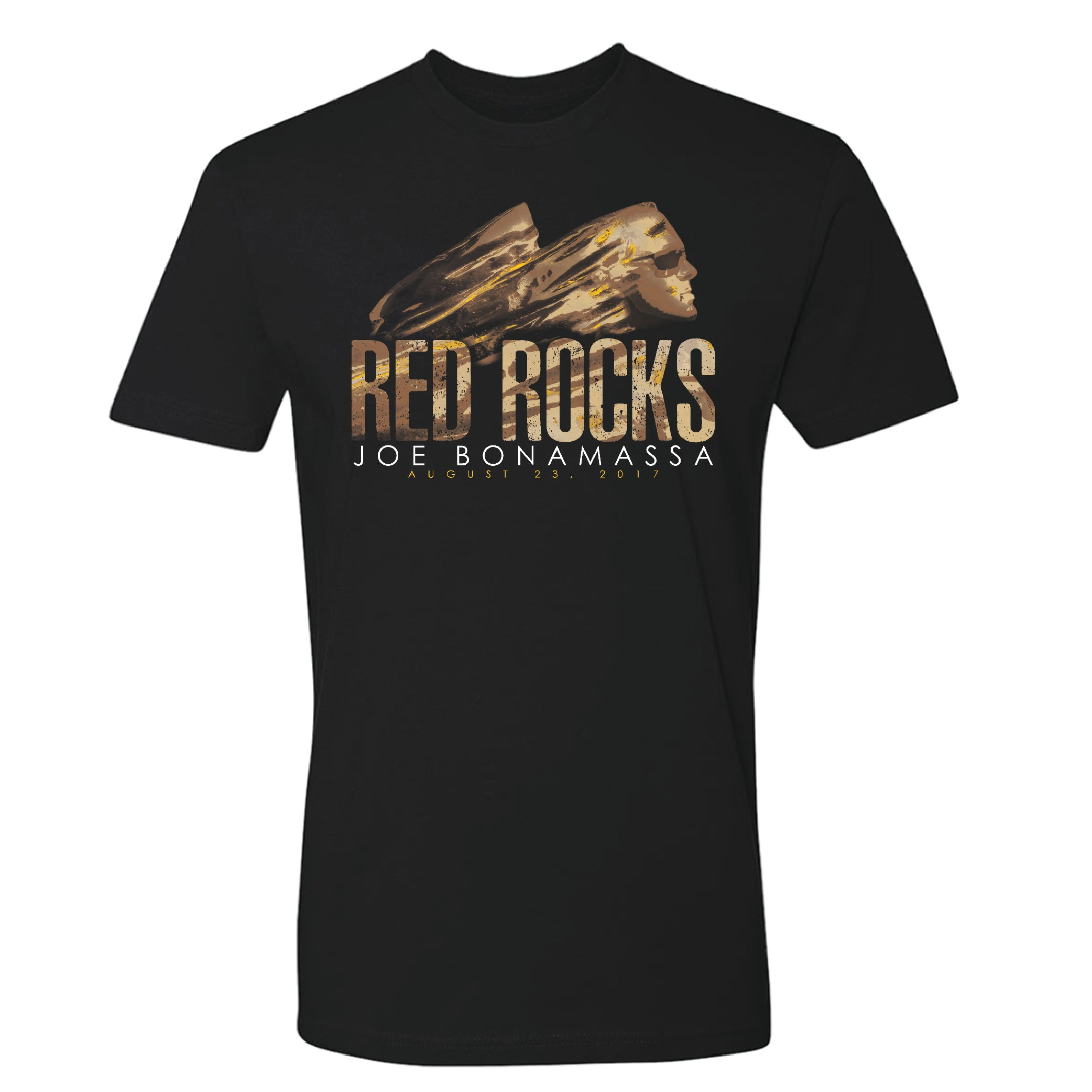 2017 Red Rocks T-Shirt (Unisex)