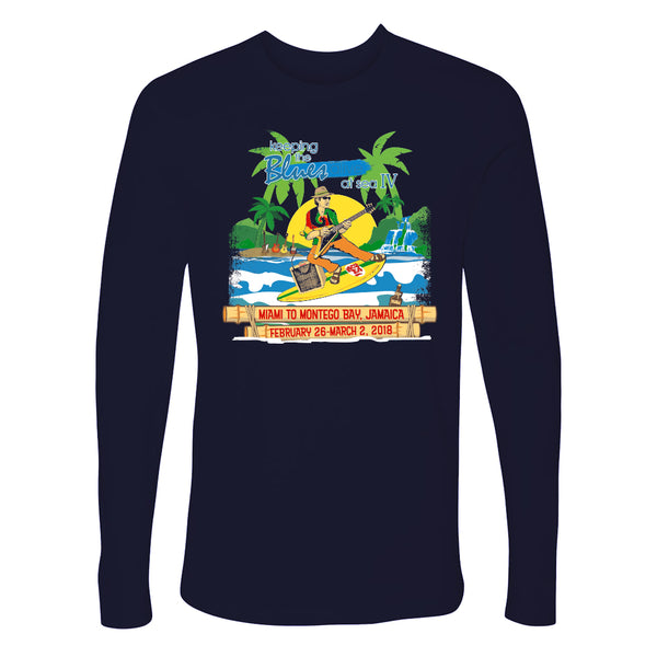 2018 KTBA at Sea IV Long Sleeve (Men)