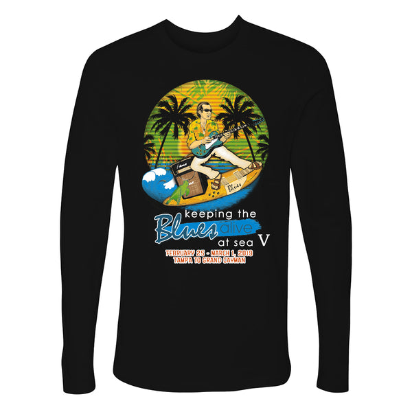 2019 KTBA at Sea V Long Sleeve (Men)
