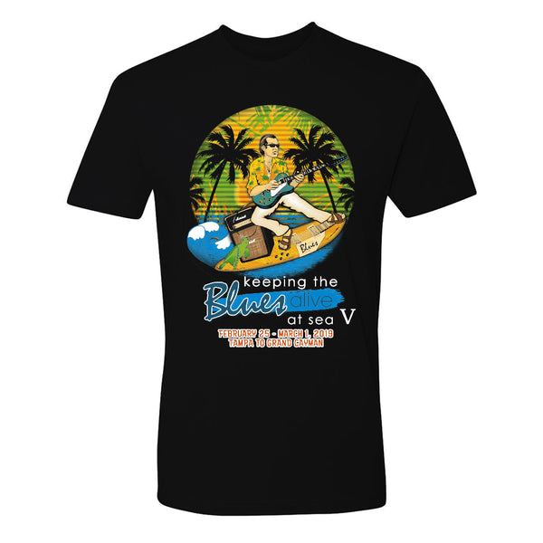 2019 KTBA at Sea V T-Shirt (Unisex)