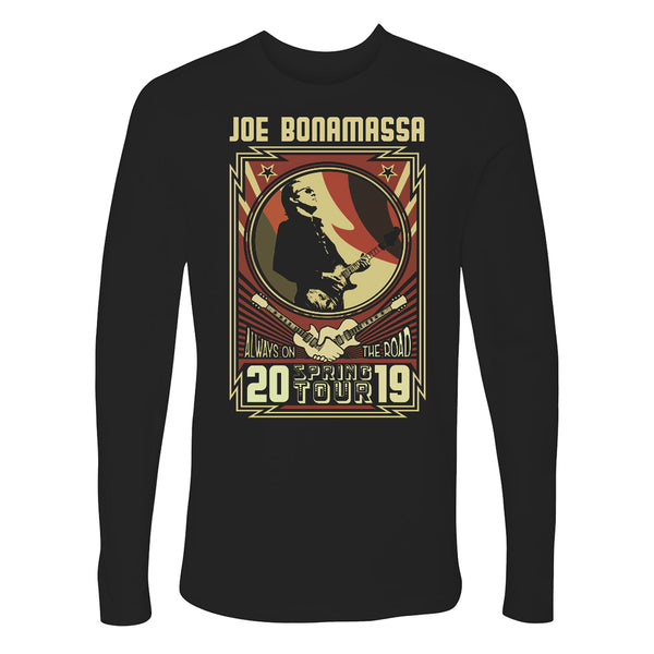 2019 U.S. Spring Tour Long Sleeve (Men)
