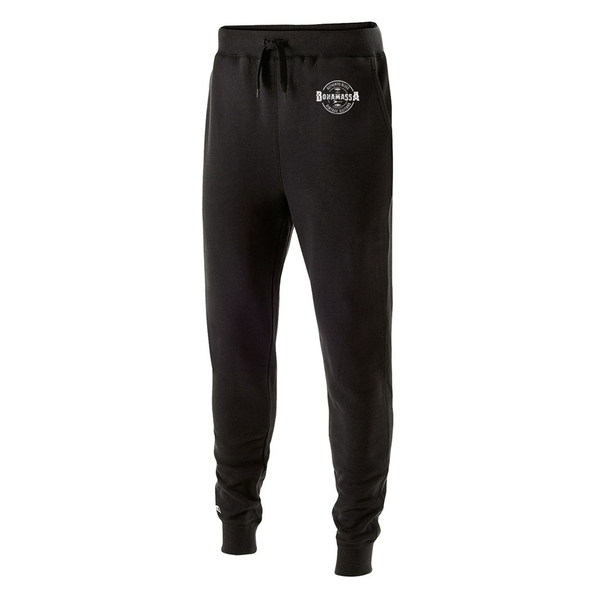 Authentic Blues Joggers (Unisex) - Black