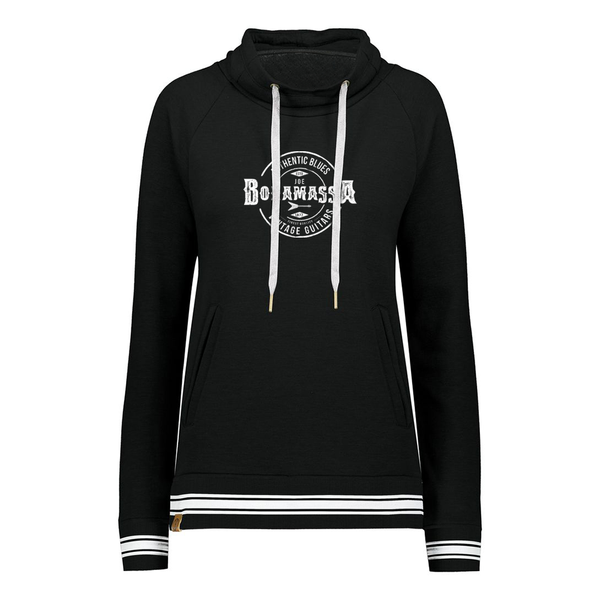 Authentic Blues Pullover (Women) - Black