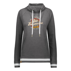 Finest Blues Pullover (Women) - Carbon Heather