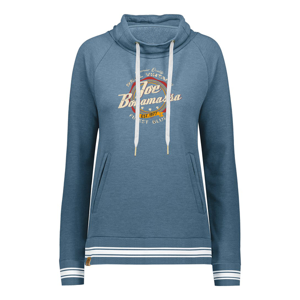 Finest Blues Pullover (Women) - Storm Heather