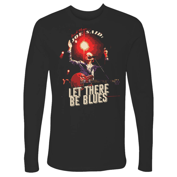 Let There Be Blues Long Sleeve (Men)