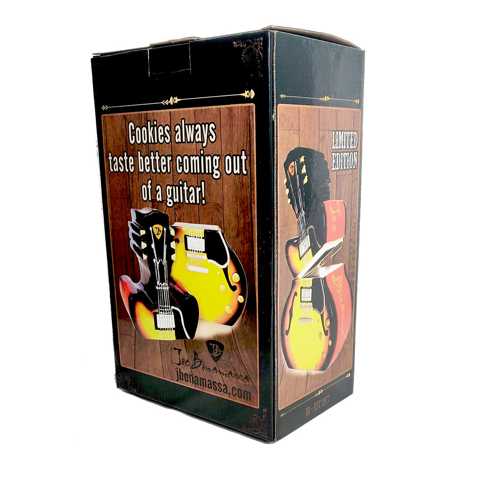 Guitar Cookie Jar