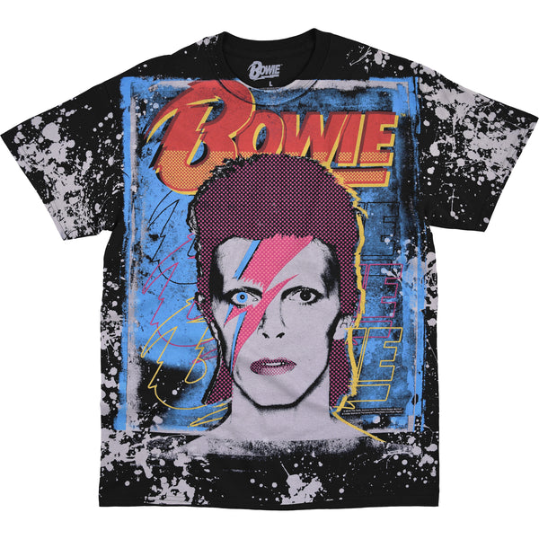 David Bowie - Ziggy Havok T-Shirt (Men)