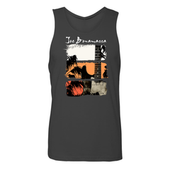 Shades of Summer Blues Tank (Unisex) - Heavy Metal