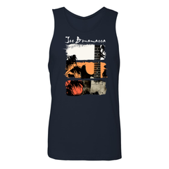 Shades of Summer Blues Tank (Unisex) - Navy