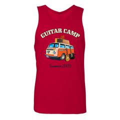 Bonamassa Guitar Camp Tank (Unisex) - Red
