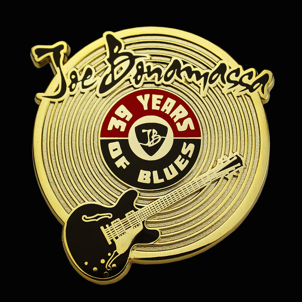 2016 Joe Bonamassa 39 Years of Blues