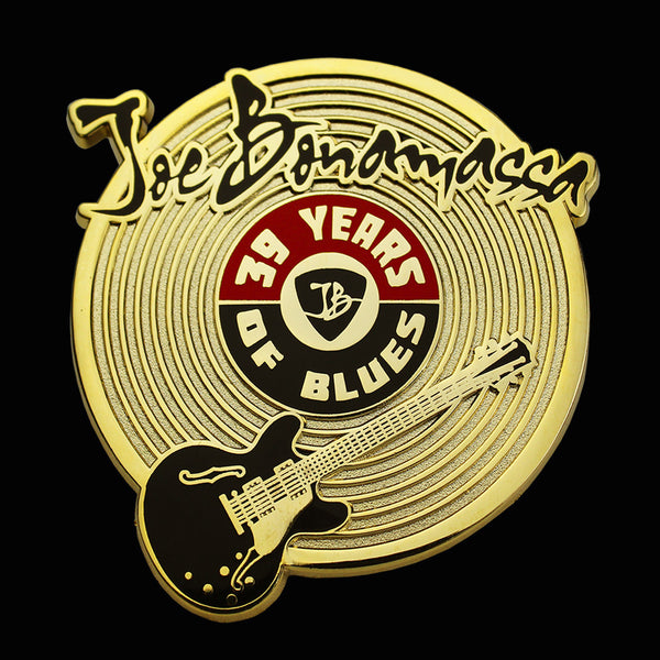 2016 Joe Bonamassa 39 Years of Blues - Limited Edition (500 pieces)