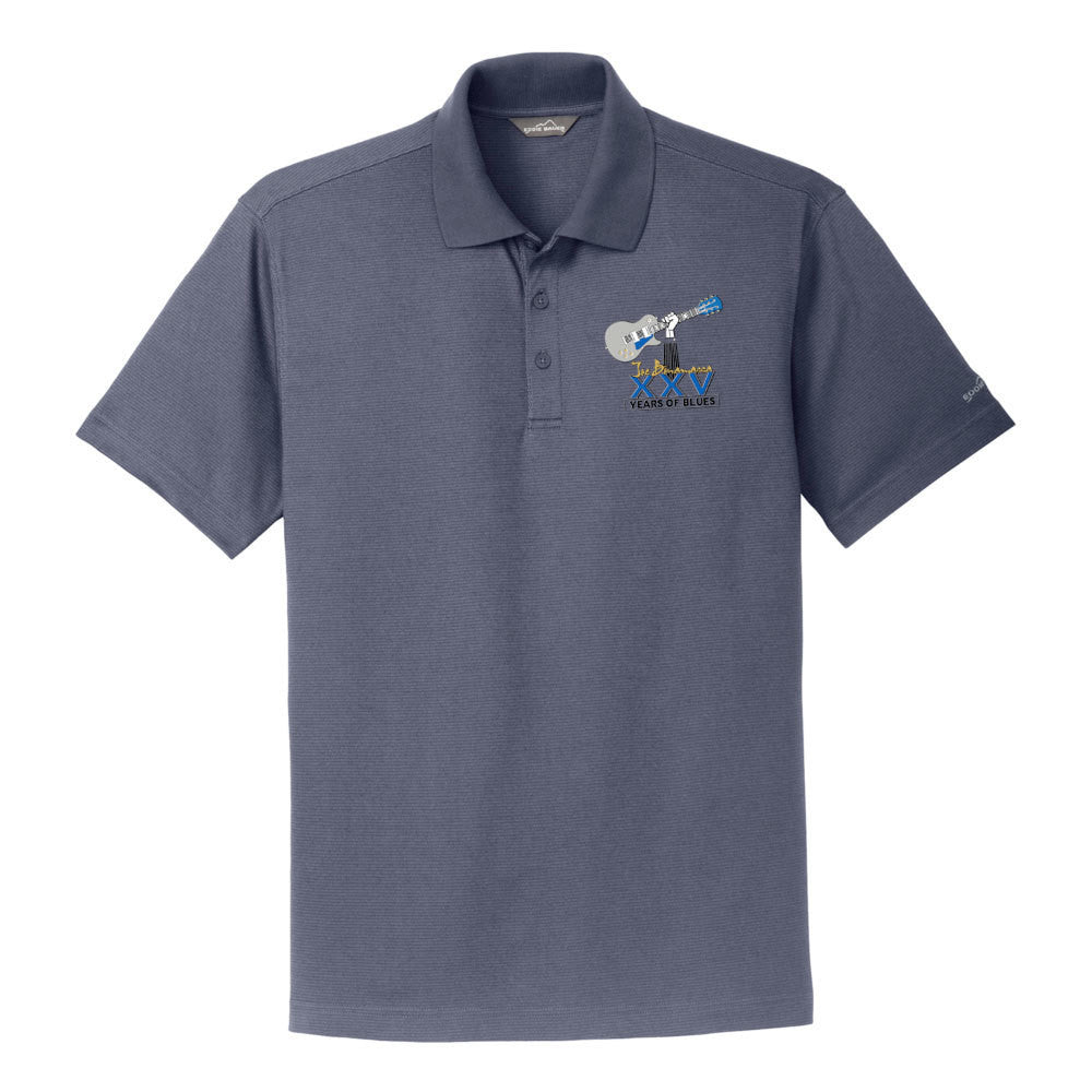 25th Anniversary Logo Eddie Bauer Performance Polo