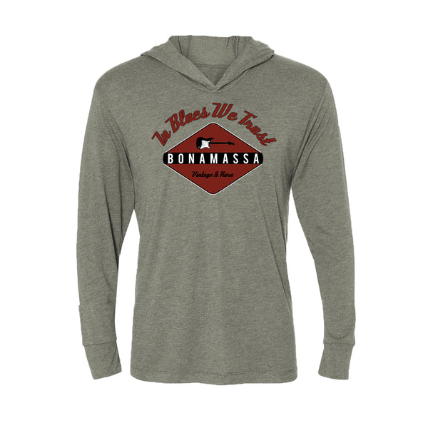 Strat Assurance Long Sleeve & Hoodie (Unisex) - Premium Heather Grey