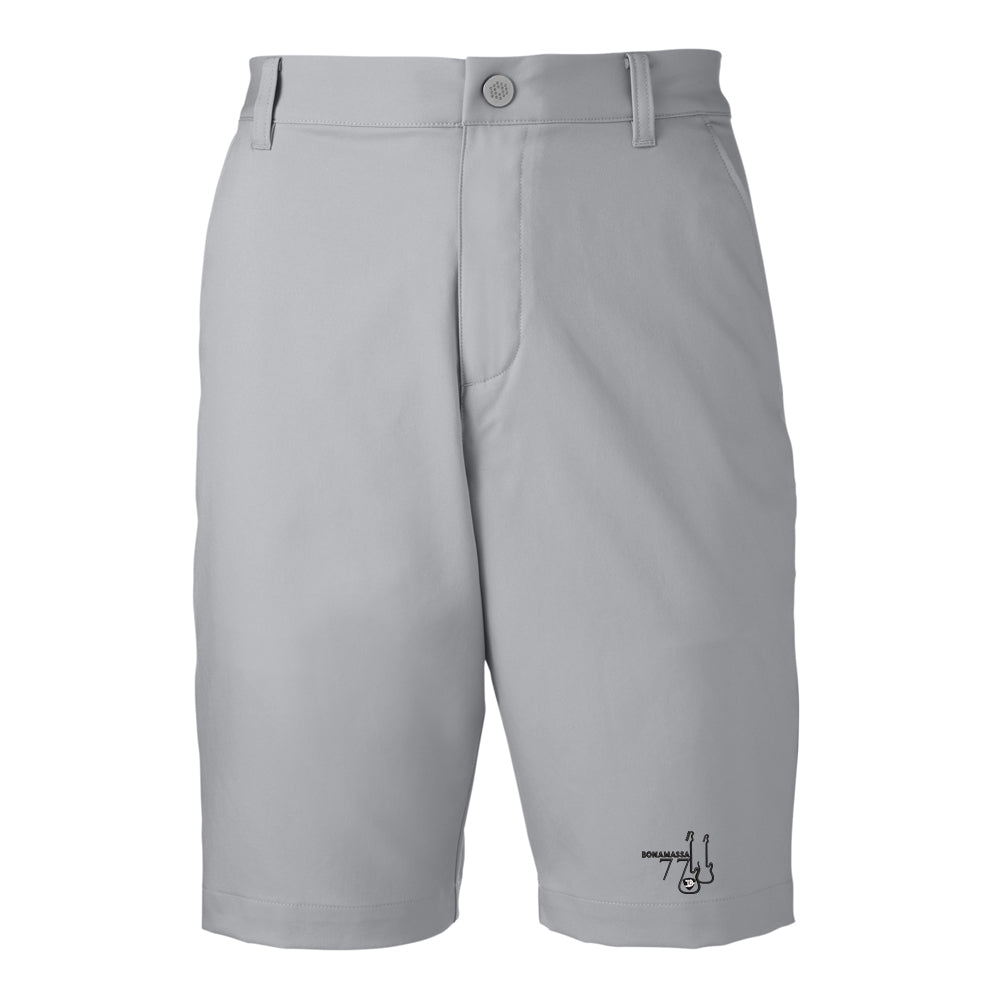 Bonamassa '77 Puma Golf Tech Shorts (Men) - Quarry