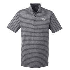 Bonamassa '77 Puma Golf Rotation Stripe Polo  (Men) - Black