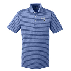 Bonamassa '77 Puma Golf Rotation Stripe Polo  (Men) - Surf