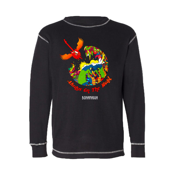 Blues Universe Thermal (Unisex) - Black