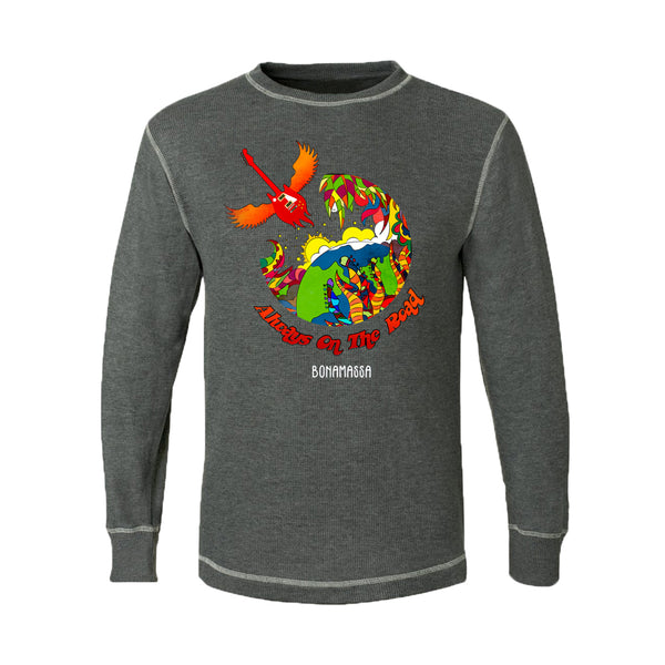 Blues Universe Thermal (Unisex) - Charcoal