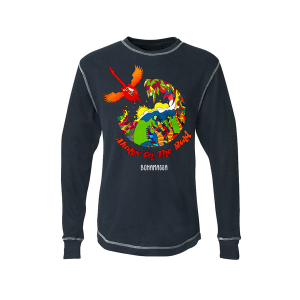 Blues Universe Thermal (Unisex) - Vintage Navy