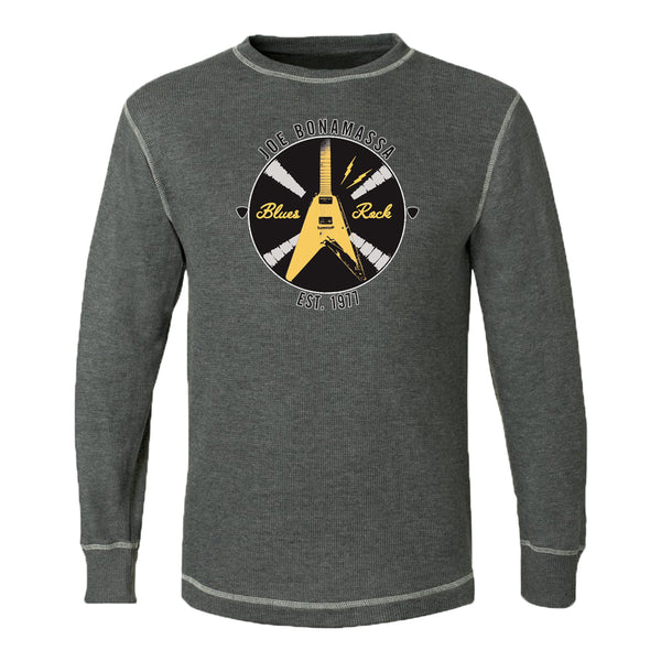 Electric Flying V Thermal (Unisex) - Charcoal