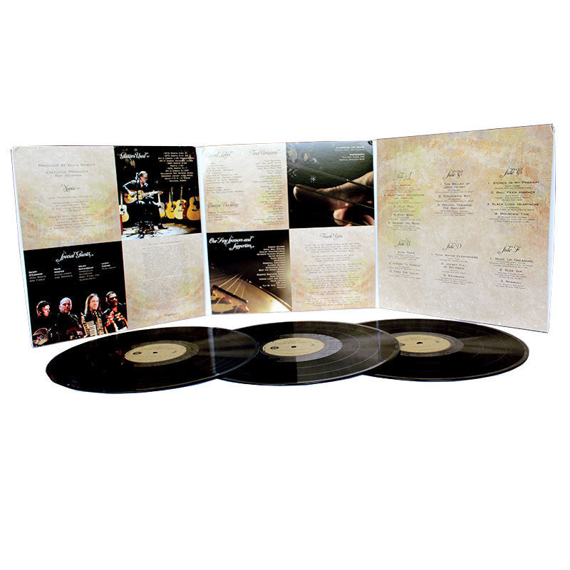 Joe Bonamassa: An Acoustic Evening At The Vienna Opera House (Vinyl) (Released: 2013)