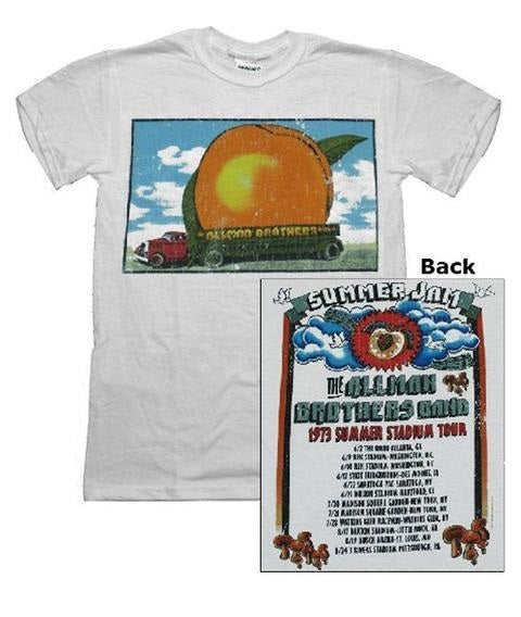 Allman Brothers - Eat A Peach T-Shirt (Unisex)