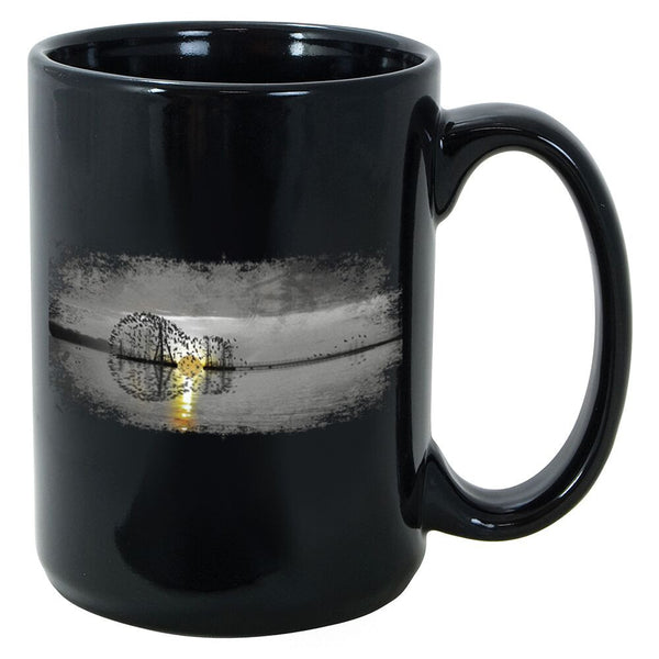 Tribut - Grey Acoustic Sunset Mug