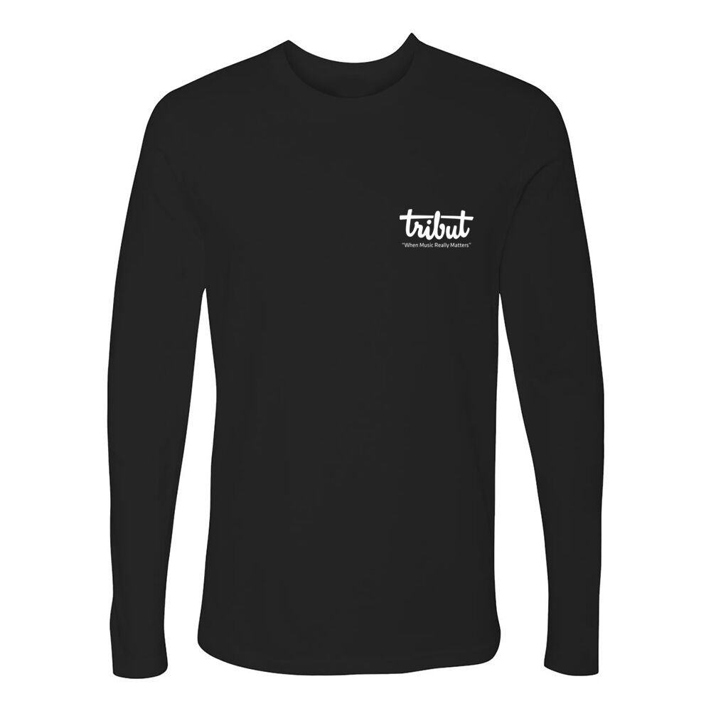 Tribut - Grey Acoustic Sunset Long Sleeve (Men)