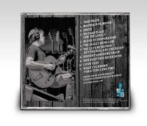 Joe Bonamassa: Blues of Desperation (CD) (Released: 2016) - Hand-Signed