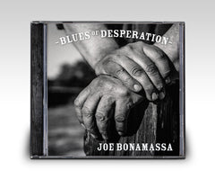 Joe Bonamassa: Blues of Desperation (CD) (Released: 2016)