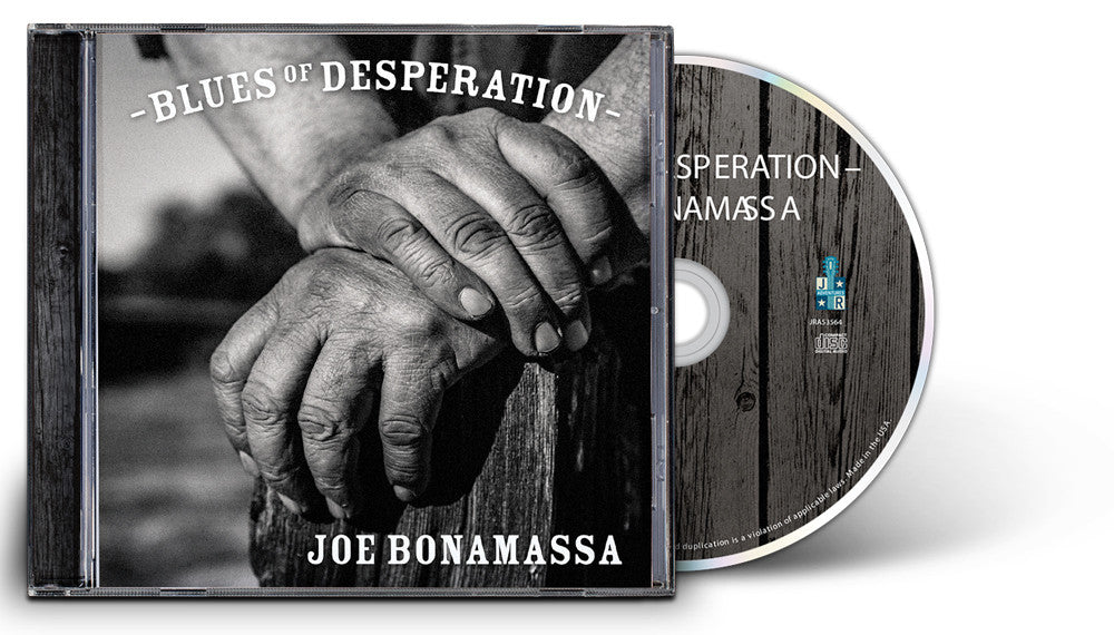 Blues of Desperation Package Two