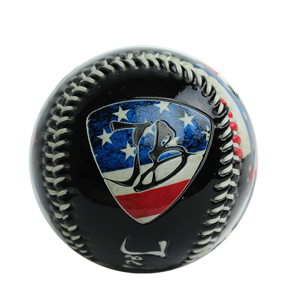 America's Pastime Blues Baseball