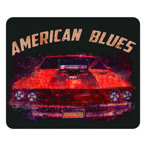 American Blues Mouse Pad