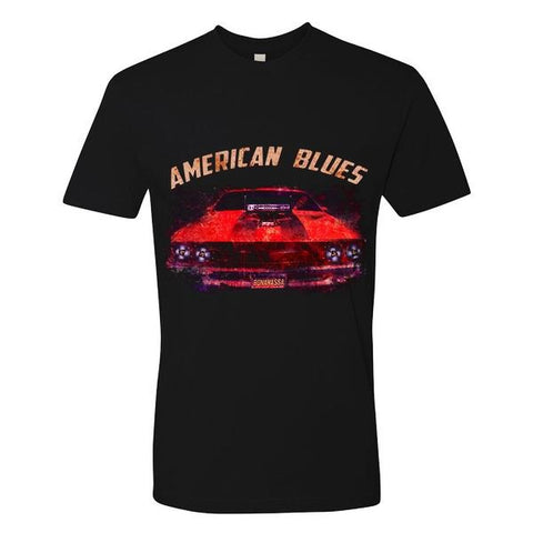American Blues T-Shirt (Unisex)