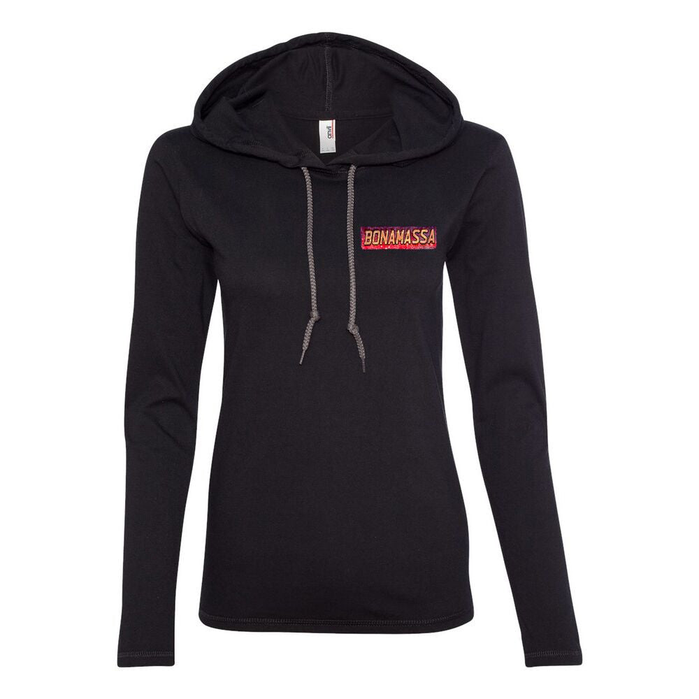 American Blues Hooded Long Sleeve (Women)