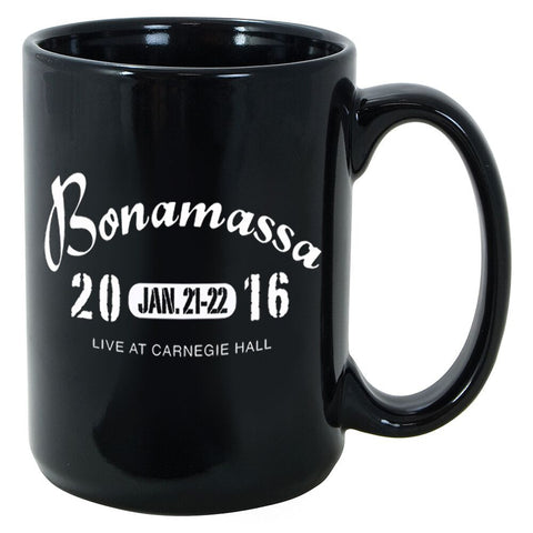 An Evening at Carnegie Hall Mug ***PRE-ORDER***