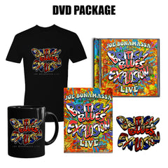 British Blues Explosion Live Ultimate CD/DVD Package