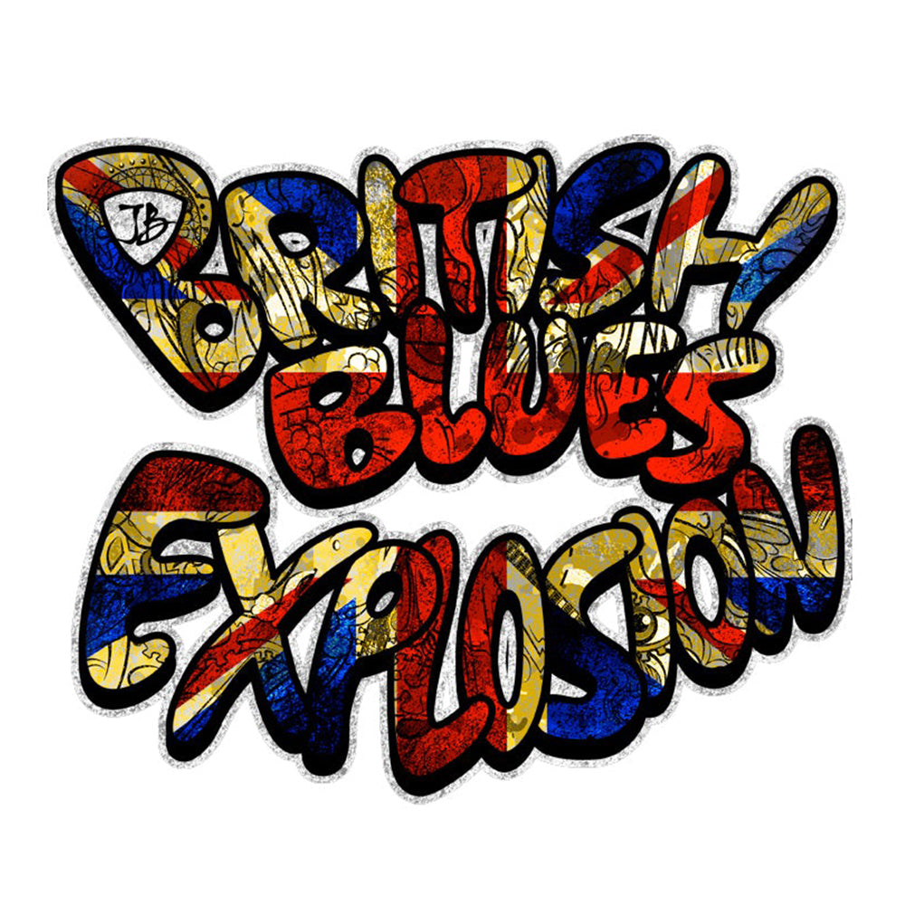 British Blues Explosion Live Pin