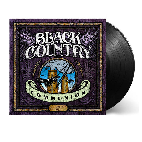 Black Country Communion: 2 (Vinyl) (Released: 2011) - Hand-Signed