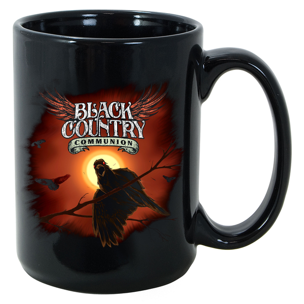Black Country Communion Afterglow Mug