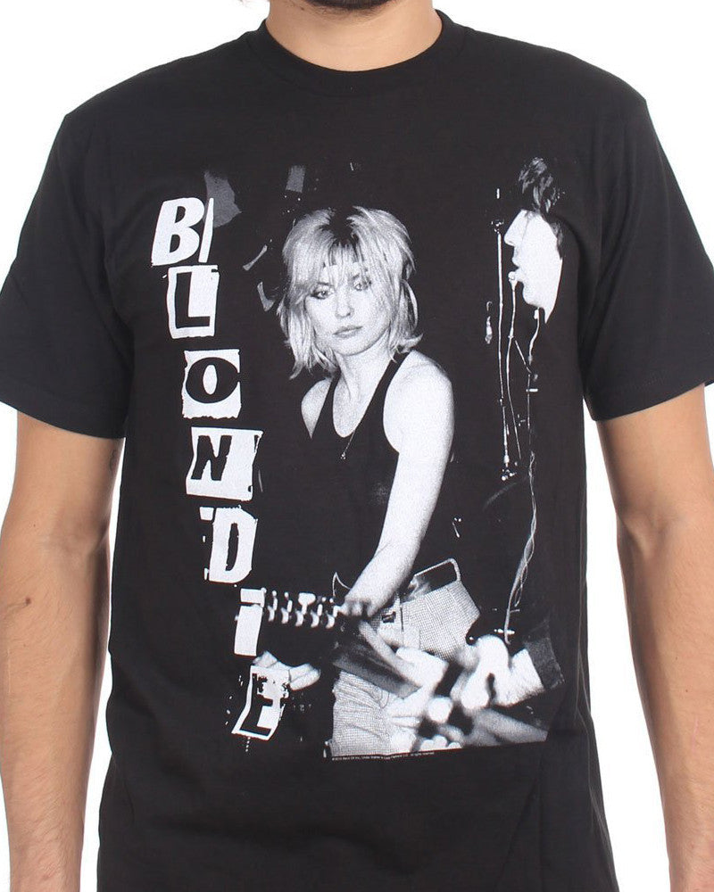 Blondie - Debbie Harry T-Shirt (Unisex)