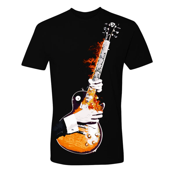 Blues on Fire T-Shirt (Unisex)