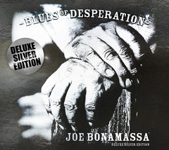 Joe Bonamassa: Blues of Desperation (Deluxe Silver Edition) (Released: 2016)