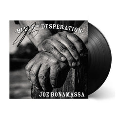 Joe Bonamassa: Blues of Desperation (Vinyl) (Released: 2016) - Hand-Signed