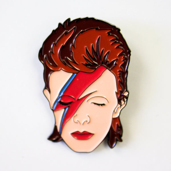 David Bowie - Aladdin Sane Pin
