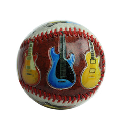 Bases Loaded with Guitars Baseball