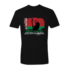 Joe Bonamassa World Shirt: Belarus