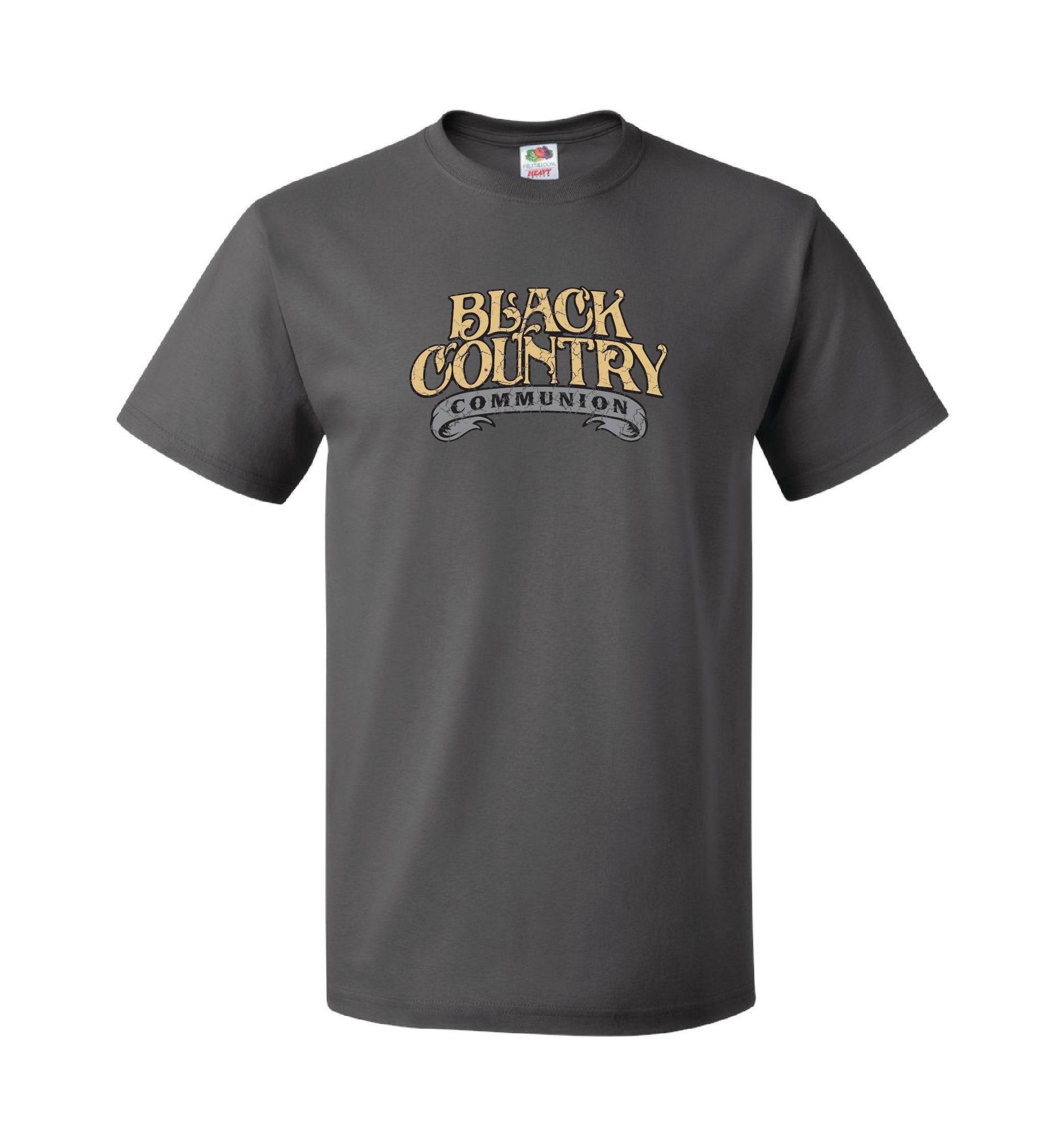 Black Country Communion Initial T-shirt (Unisex)